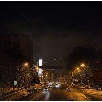 Ночной город :: Елена Васильева