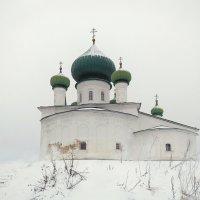 Церковь Рождества Иоанна Предтечи на Малышевой горе :: Ирэна Мазакина
