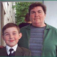 В школу с бабушкой - не страшно :: Леонид Плыгань
