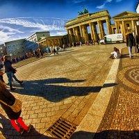 У Бранденбургских у ворот... :: АндрЭо ПапандрЭо