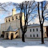 Звонница Софийского собора :: Евгений Никифоров