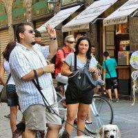 Флоренция.туристы :: ирина )))