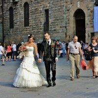 Флоренция.Свадьба. :: ирина )))