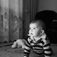 Портрет в ч/б :: Михаил Тарасов