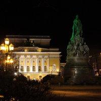 Екатерина Великая :: Мария Агапудова