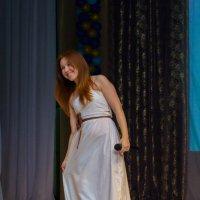 В платье белом. :: Алексей Тумащик