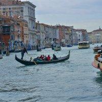 Венеция. На Большом канале :: Аркадий Беляков