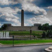 Мемориал в Канзас Сити :: Яков Геллер