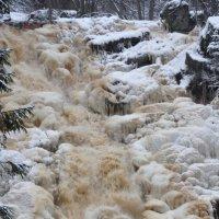 Водопад -Белые мосты :: Светлана tantalia