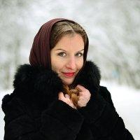 Тонечка... :: Галина Мещерякова