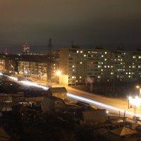 Мой вечерний город :: Илья Абакумов