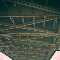 Мост через Северную Двину :: Александр Тырлов