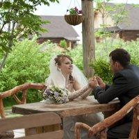 признание в любви в день свадьбы :: Fosha Трунилова