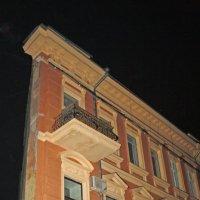 Дом-стена в Одессе. :: Виталий Ярко