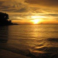 Таиланд, закат о. Пхукет :: Анастасия Меркулова