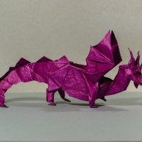Оригами дракон :: Богдан Петренко