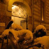 Первый снег :: Lina Liber