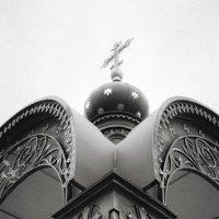Место обретения иконы Казанской Божьей Матери :: Abashev V. Alexey
