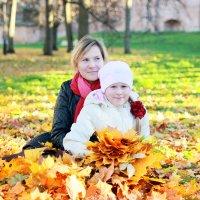 осень... :: Юля Ларина