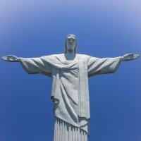 Jesus Christ from Rio :: Вадим Никитин