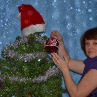 потихоньку начинаем готовиться к Новому году..... :: Светлана