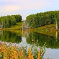 Там  в  сентябре, там  я остался... :: Vlad Borschev