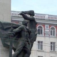 Памятник воинам-освободителям в Кишиневе. :: Леонид Плыгань