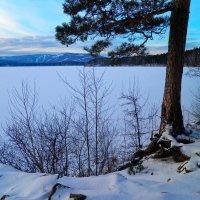 Синева Уральских гор :: Светлана Игнатьева