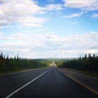 По дороге с облаками :: Наталья Иванова