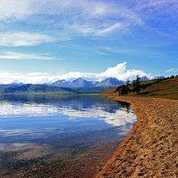 оз. Хубсугул в Монголии :: Anna Anisimova