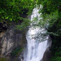 Водопад Махунцети, около Батуми :: Malkhaz Gelashvili