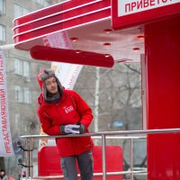 Olympic torch relay :: Дмитрий Карышев