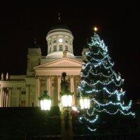 Хельсинки готовится к Рождеству :: Марина Домосилецкая