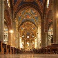 Базилика Санта-Мария-сопра-Минерва :: человечик prikolist