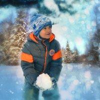 мальчик :: Elena Zhivoderova