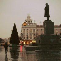 ёлка, Ленин и Билайн :: Таша Кун