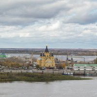 стрелка(Нижний Новгород) :: Максим