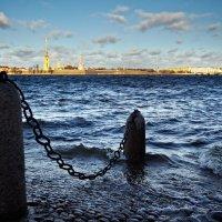 Питер, наводнение :: Мария Агапудова