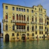 Венеция. Большой канал :: Аркадий Беляков
