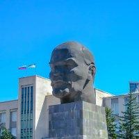 Ленин в жизни бурят... :: Сергей Андрейчук