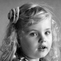 внучка :: юрий толоконников