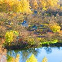Озеро :: Леонид Мельник