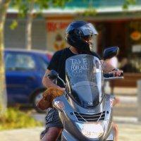 мотоциклисты :: Shmual Hava Retro