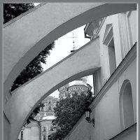 Геометрия Старой Архитектуры. :: Надежда Ивашкина