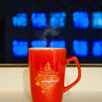 кружка горячего чая :: Мария Данилейчук