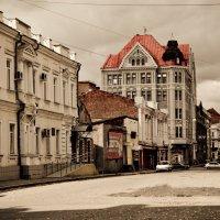 Харьков, вид на гостинницу :: Виктория Стремовская