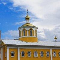 Церковь во имя св.Троицы. :: Александр Лейкум