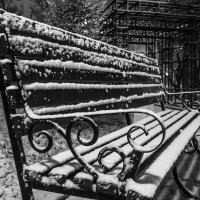 Ночная красота зимы :: Igor Topchiev