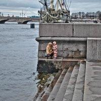 в центре города на Неве :: Екатерина Яковлева