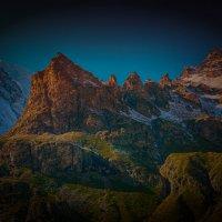 В ущелье Адыр-су.Северный Кавказ. :: Эдуард Сычев